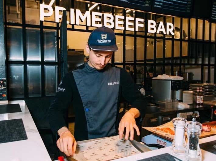most profitable franchise to open - PRIMEBEEF BAR Franchise