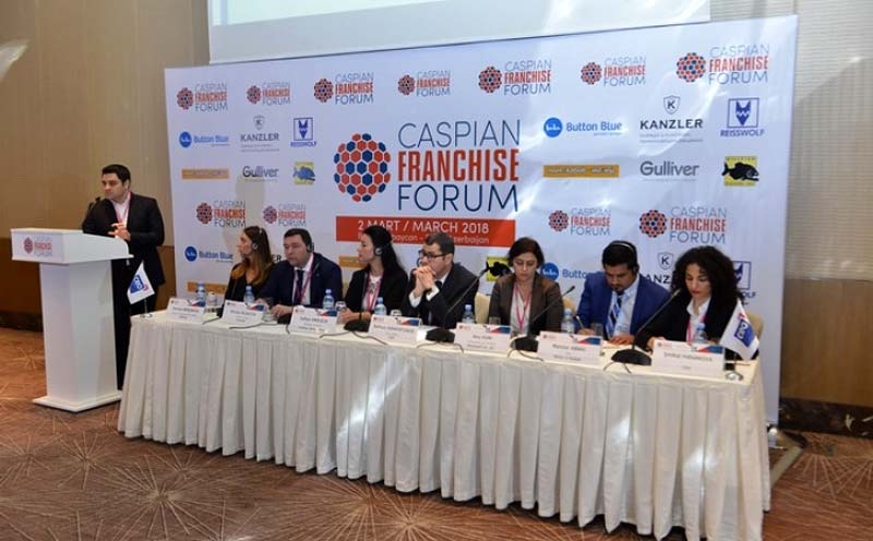 The Second Franchising Forum in Azerbaijan