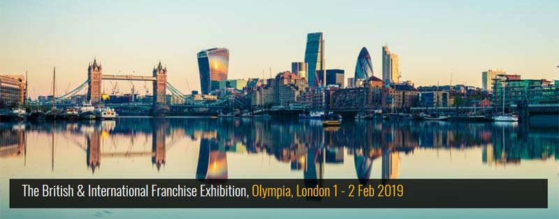 2019 International Franchise Exhibition in London