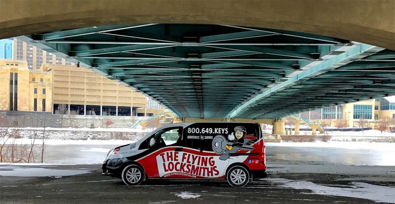 The Flying Locksmiths Franchise