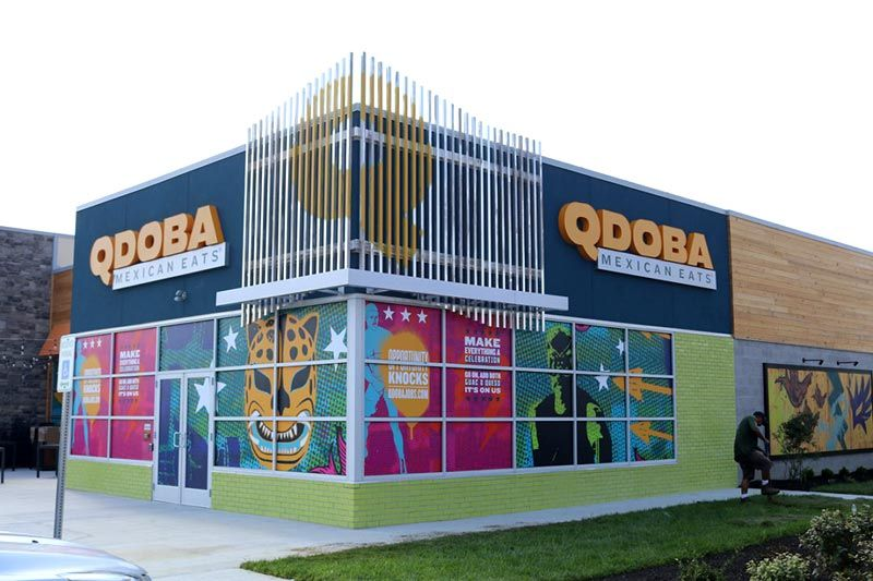 Qdoba Mexican Eats Franchise
