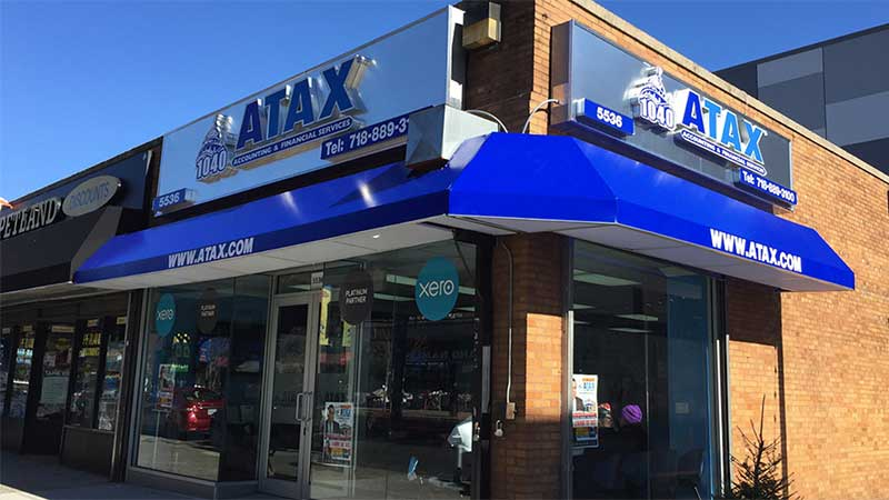 ATAX Tax Preparation franchise