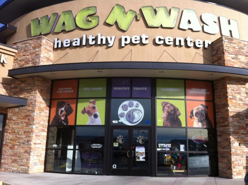 Wag N' Wash Franchise