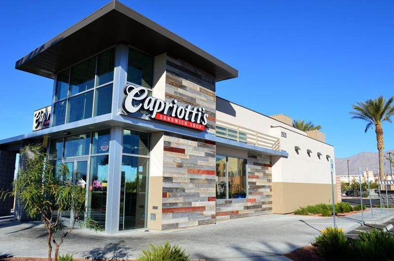 Capriotti's Sandwich Shop Franchise
