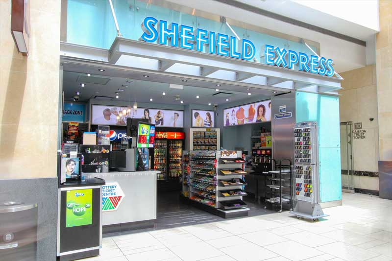 Shefield Express franchise