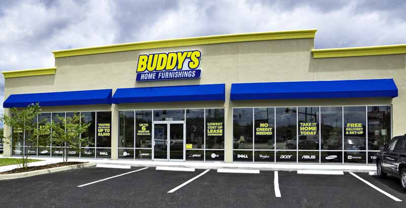 Buddy's Home Furnishings Franchise