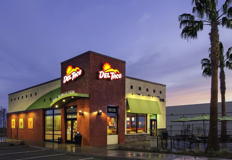 Del Taco Franchise Opportunities