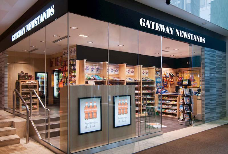 Gateway Newstands Franchise