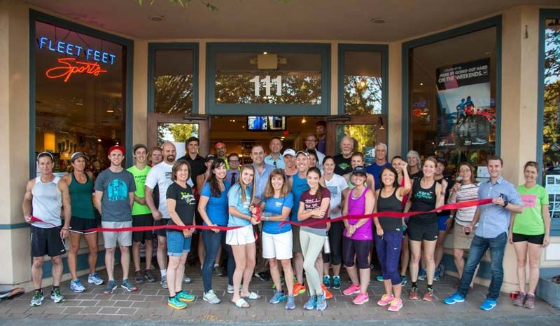 Fleet Feet Sports Running Store Franchise