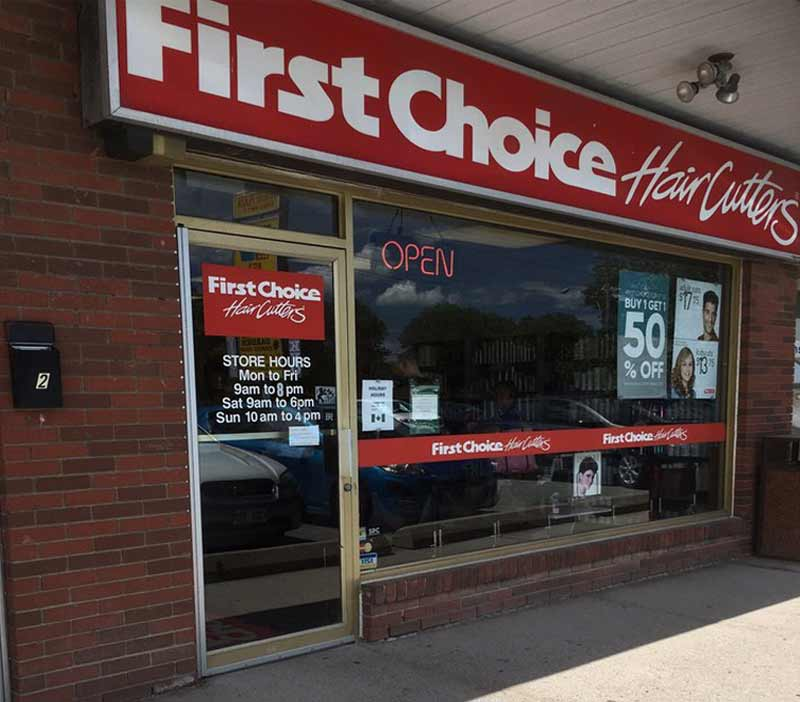 First Choice Haircutters Franchise