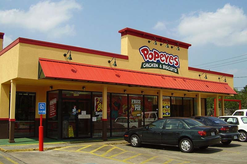 Popeyes Louisiana Kitchen Franchise