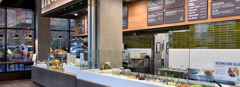 Fresh & Co. franchise