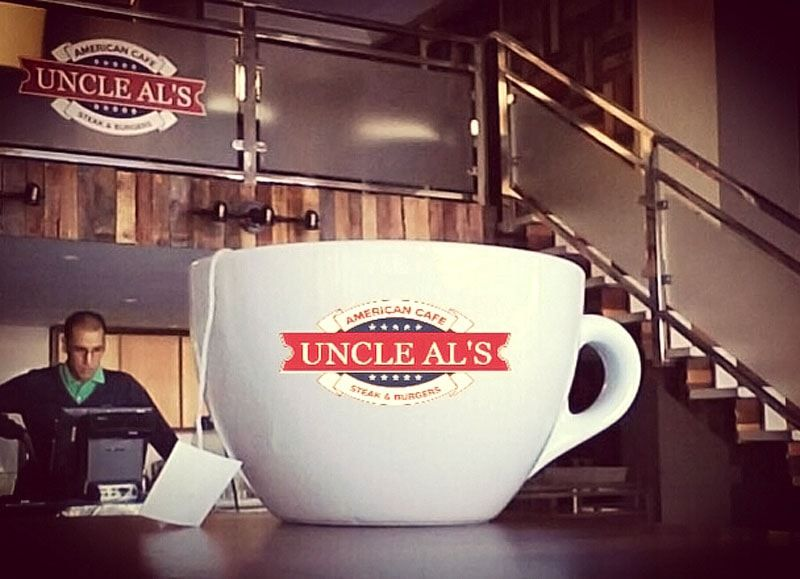 Uncle Al's. How to Buy a Franchise