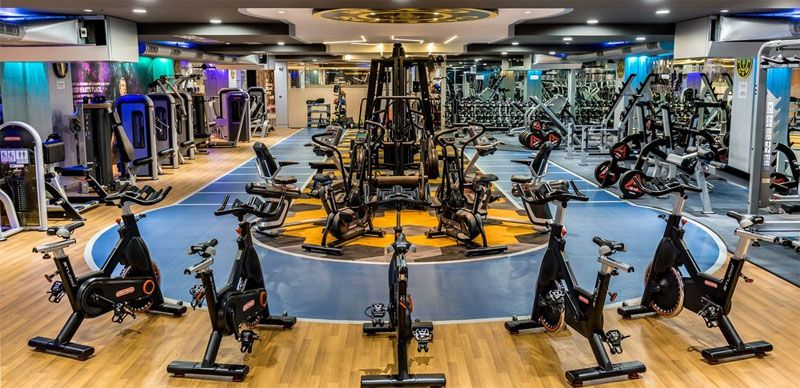top gym franchises in USA