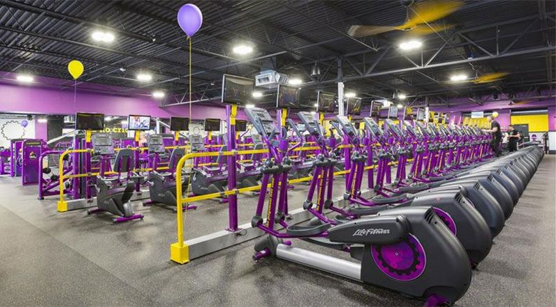 Planet Fitness Gym Franchise