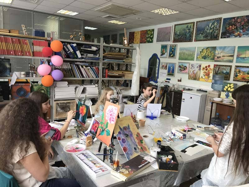 Galevich Art School franchise information