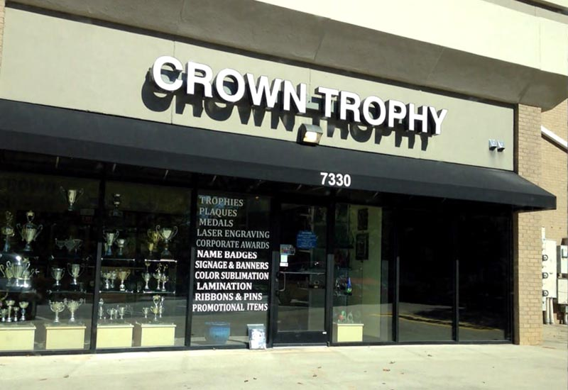 Crown Trophy Franchise