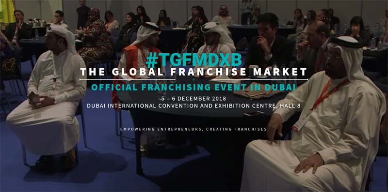 2018 Dubai Global Franchise Market Expo