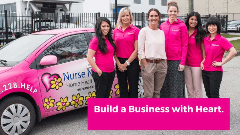 Nurse Next Door Home Healthcare Services franchise