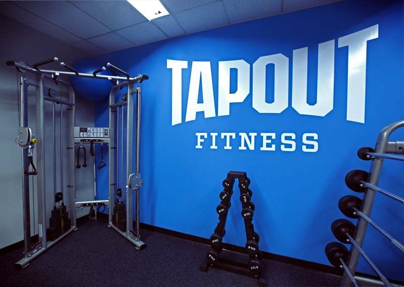 buy a Tapout Fitness franchise