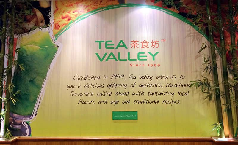 Franchise opportunities - Tea Valley 茶食坊