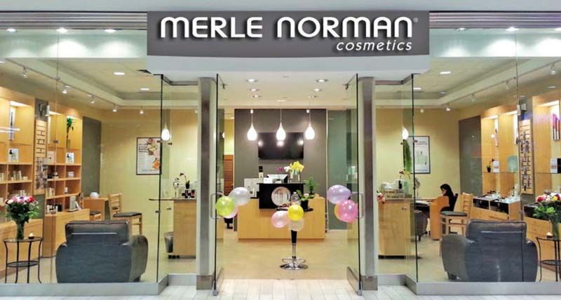 Merle Norman Cosmetics Franchise