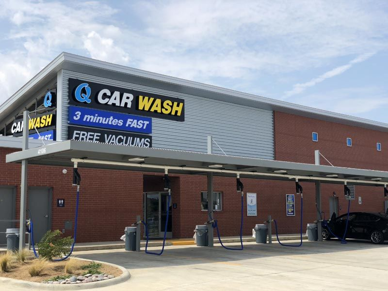 Speed Car Wash Franchise
