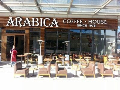 Arabica Coffee House - best franchise to open