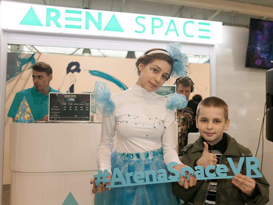 ARENA SPACE - Successful Franchise Business