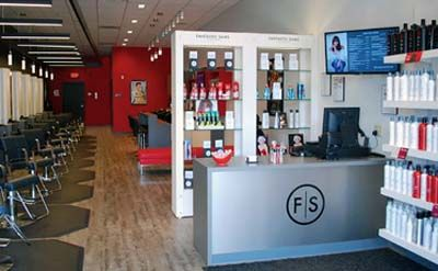 Fantastic Sam, a full-service family salon
