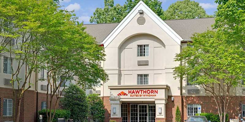 Hawthorn Suites by Wyndham franchise