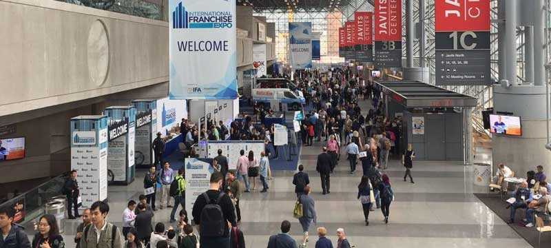2020 British & International Franchise Exhibition in London