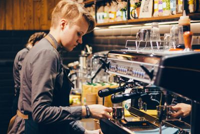 Fastest Growing Franchises - Coffee Like