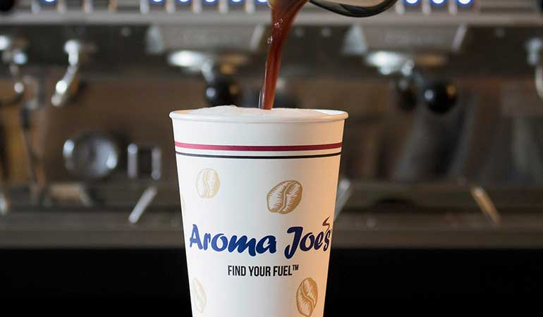 Aroma Joe's Coffee franchise