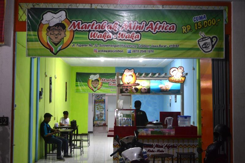 Martabak mini Africa Franchise