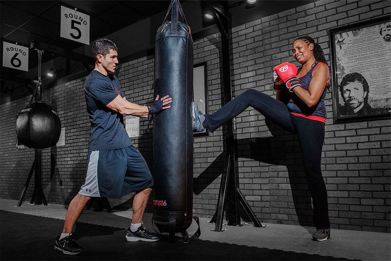 Franchise Kickbox fitness centers 9Round