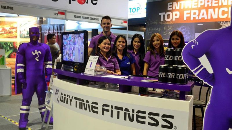 Anytime Fitness franchise