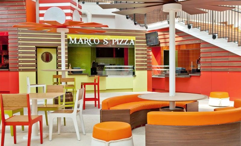 Marco's Pizza Restaurant Franchise