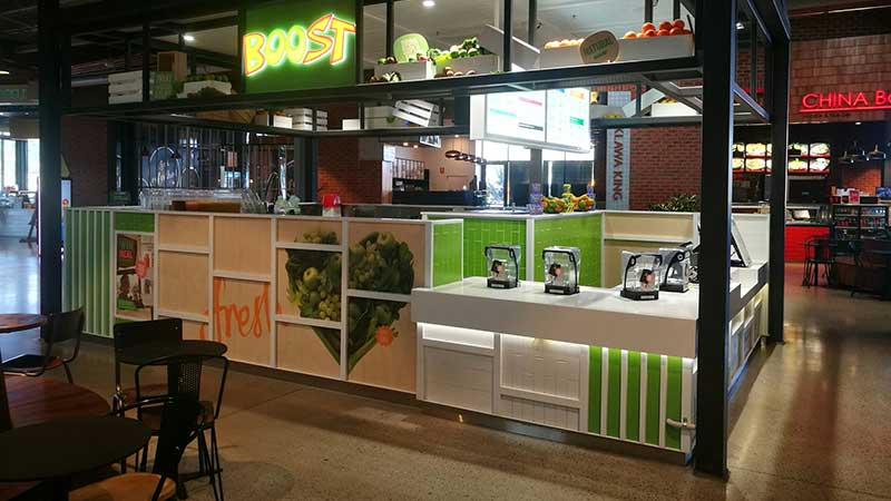 Boost Juice franchise