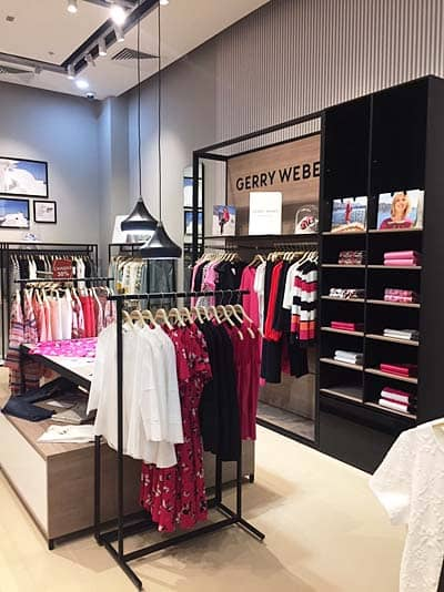 Gerry Weber franchise cost