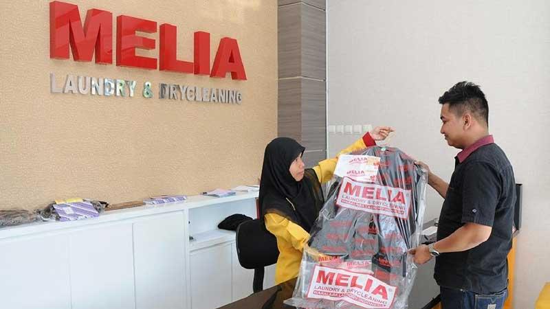 Melia Laundry & Dry Cleaning franchise