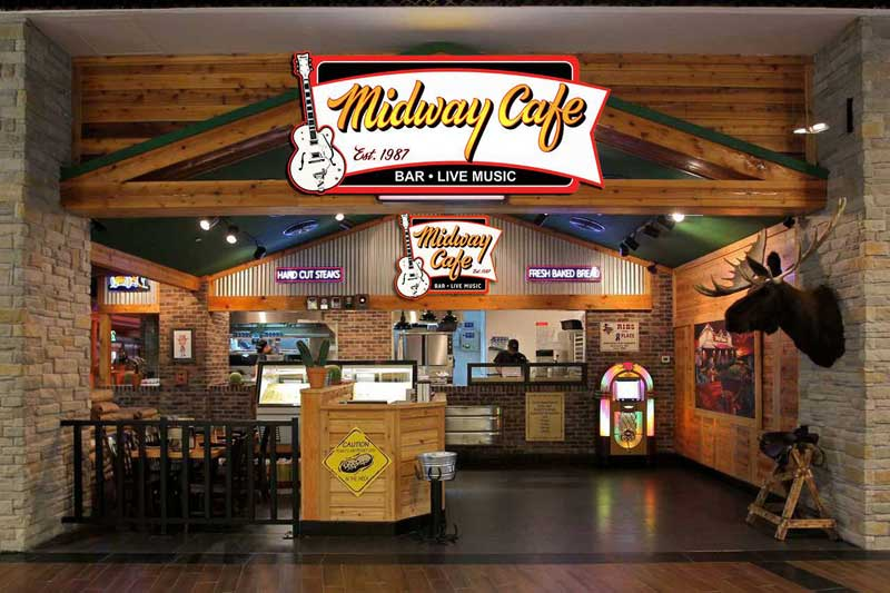 Midway Cafe India franchise