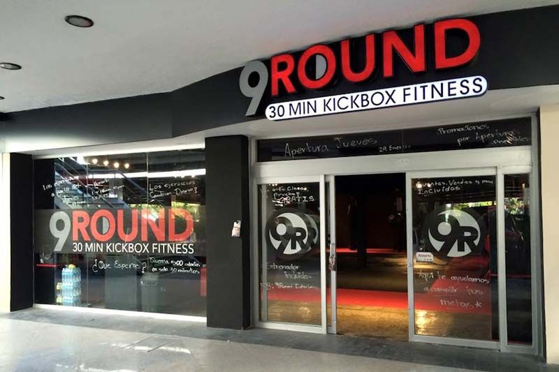 9Round in a Top Franchise Brand