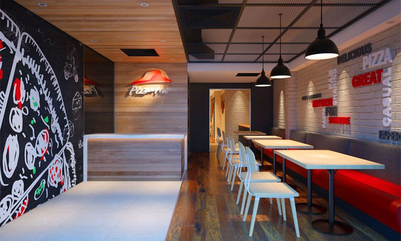 Pizza Hut Restaurant Franchise