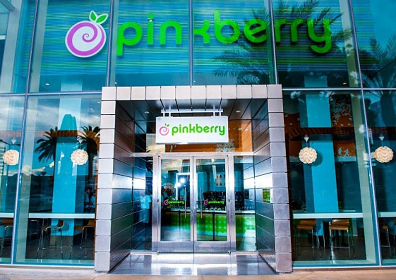 Pinkberry Franchise