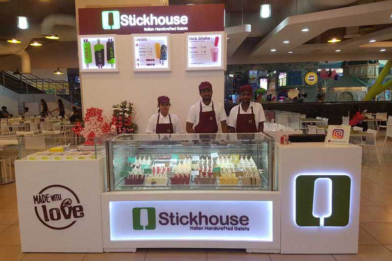 Stickhouse Pvt