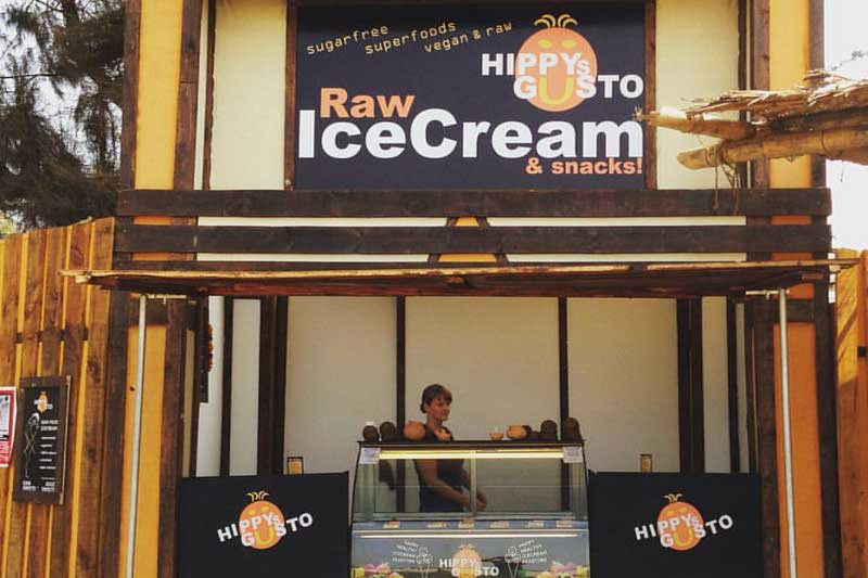 Raw Creams franchise