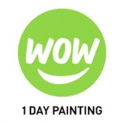 Wow 1 Day Painting franchise company