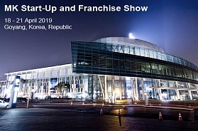 MK Start-Up and Franchise National Trade Fair in South Korea