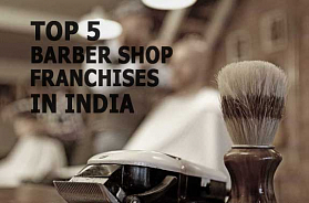 The Top 5 Barber Shop Franchise Businesses in India for 2020